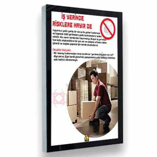 work safety screens